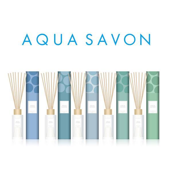 送料無料&おまけ付き アクアシャボン AQUA SAVON リードディフューザー 190ml [全5種]|parfumearth|02