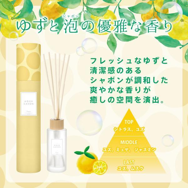 送料無料&おまけ付き アクアシャボン AQUA SAVON リードディフューザー 190ml [全5種]|parfumearth|08