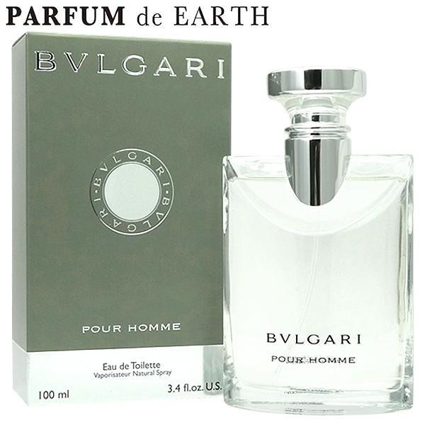 香水 メンズ ブルガリ BVLGARI ブルガリ プールオム EDT SP 100ml【hawks202110】 parfumearth