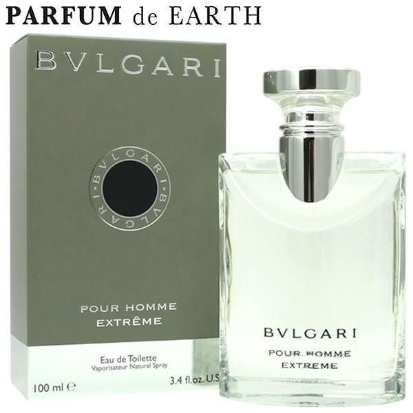 香水 メンズ ブルガリ 公式通販 BVLGARI 激安 激安特価 送料無料 プールオム SP 100ml EDT エクストリーム