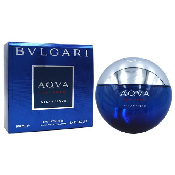 ブルガリ BVLGARI アクア プールオム アトランティック EDT SP 100ml 送料無料 メンズ AQVA 今季も再入荷 POUR HOMME 香水 ATLANTIQVE 2020