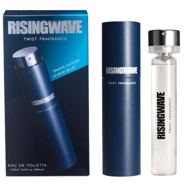 ライジング ウェーブ RISING WAVE ツイストフレグランストランスオーシャン サージブルー 20ml TRANSOCEAN SURGE BLUE|parfumearth