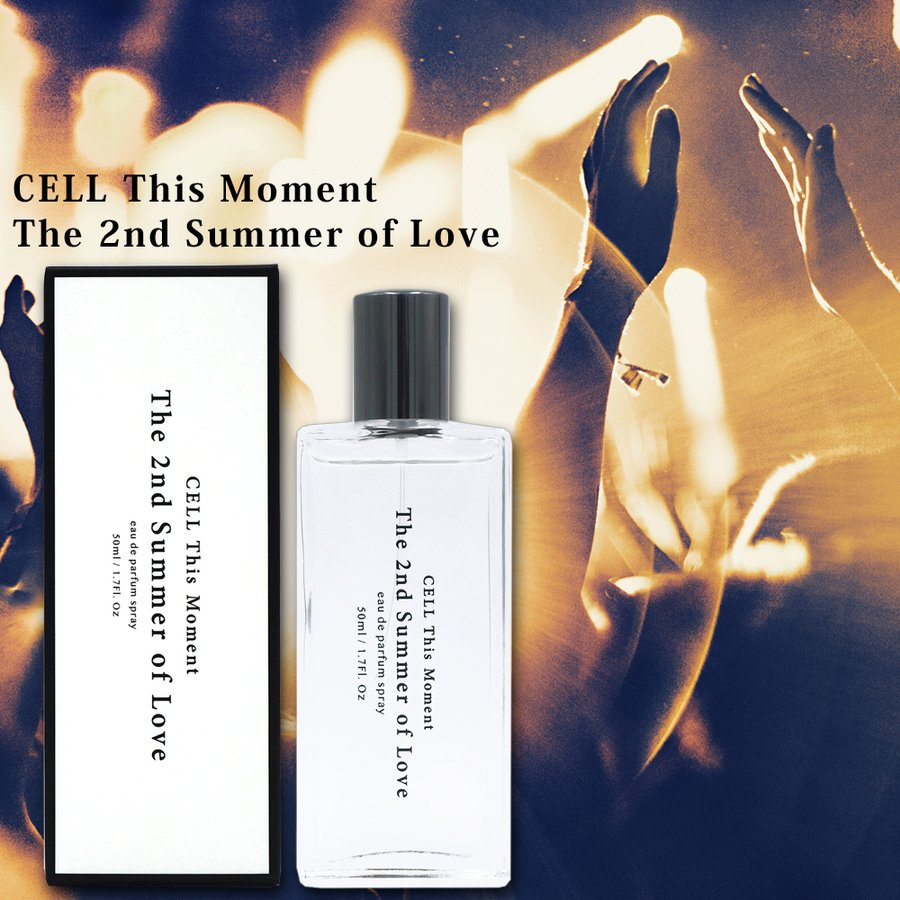 CELL 2nd CELL This Moment セル ディス モーメント ザ セカンド サマー オブ ラブ EDP SP 50ml【送料無料】The 2nd Summer of Love 【香水 フレグランス】 parfumearth