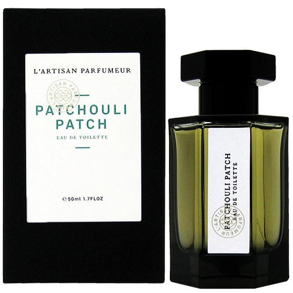 ラルチザンパフューム パチュリ パッチEDT SP 50ml (NEWパッケージ)L'Artisan Parfumeur Patchouli Patch 【香水 フレグランス】