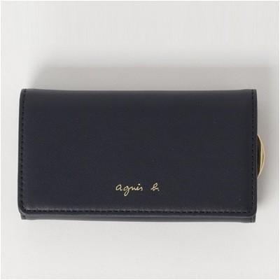 新到着 アニエスべー ブラック キーケース ブラック agnes キーケース agnes b, SHELTER:93293125 --- fresh-beauty.com.au