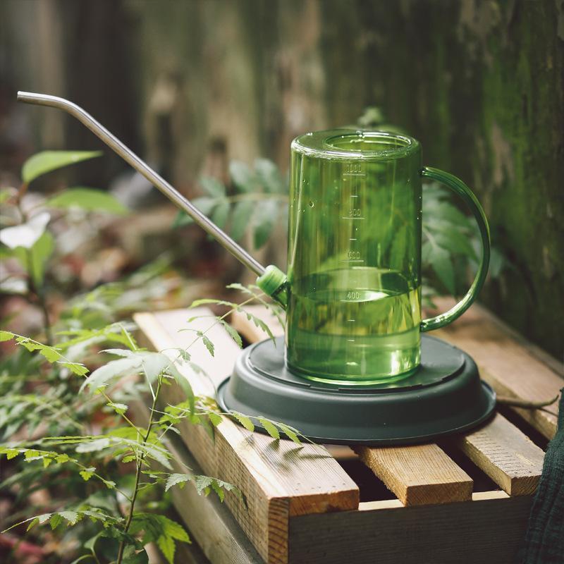 じょうろ 水差しじょうろ おしゃれ 水さし長い注ぎ口 園芸用品 高額売筋 持ち運びやすい 散水用品 大幅値下げランキング 鉢植え 水やり 屋外室内庭園 ガーデニング
