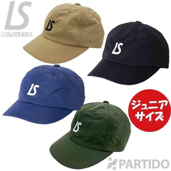 ルースイソンブラ LUZ e 注目ブランド 美品 SOMBRA ジュニア用 LS B-SIDE キャップ F1924810 フットサルウェア
