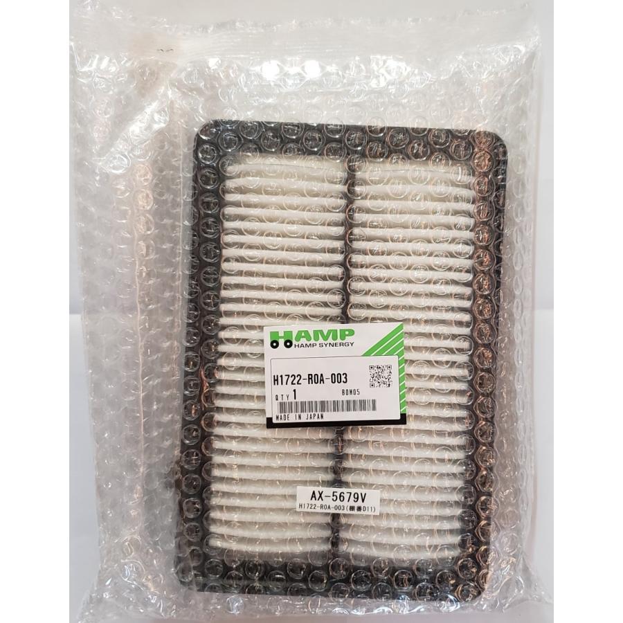 HAMP ハンプ エアフィルター エアエレメント 新作入荷!! H1722-R0A-003 ステップワゴン RK1 RK2 RK3 RK5 RK4 物品 RK6 RK7