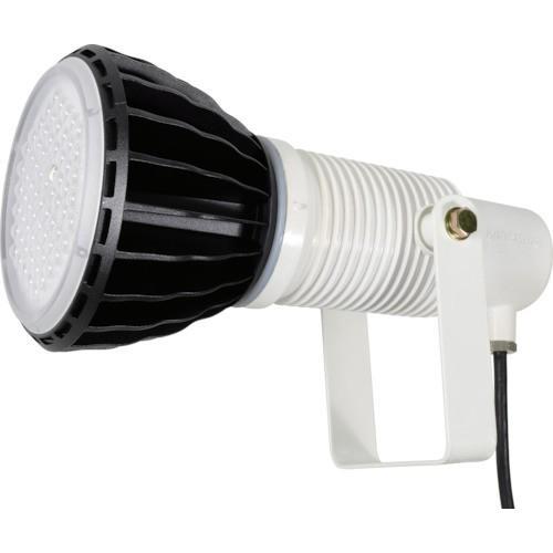 取寄 ATL-E100-SW-50K LED安全投光器100W 常設型 スポット 本体白 日動工業 本体:白 1台