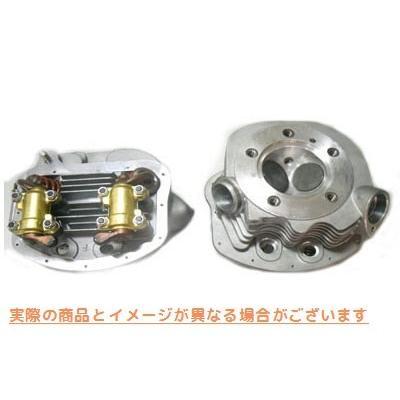 【取寄せ】Panhead Cylinder Heads 3-5/8  Big Bore  V-TWIN 品番 10-1086  (参考品番: )  Vツイン アメリカ USA