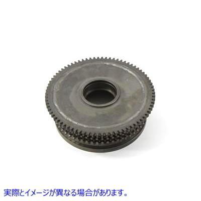 【取寄せ】Clutch Drum Sprocket Assembly  V-TWIN 品番 18-1131  (参考品番:37716-81 )  Vツイン アメリカ USA