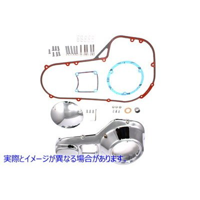 【米国取寄せ】Chrome Outer Primary Cover Kit V-TWIN 品番 43-0272 Chrome Outer Primary Cover Kit (参考品番: ) Vツイン