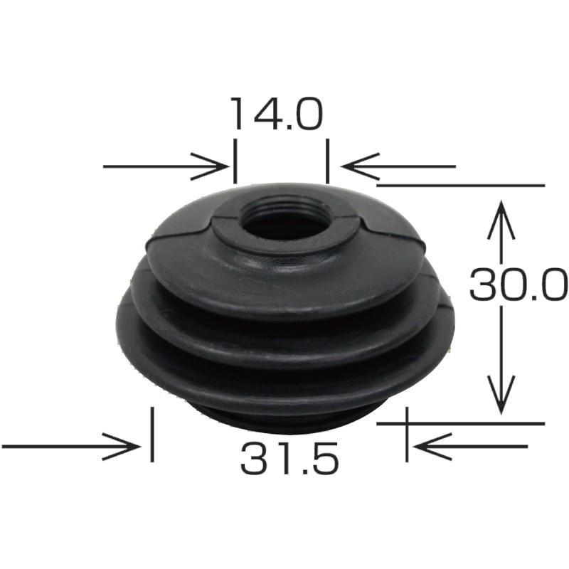 ムーブオン製 早割クーポン Fロアボールジョイントブーツ 本日限定 NSX NA1−2