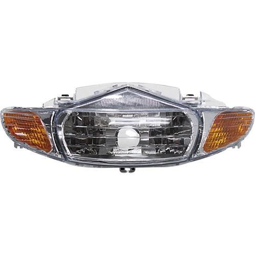 EnergyPrice ☆最安値に挑戦 エナジープライス バイク ヘッドライト AF34 ヘッドライトアッセンブリ 後期 AF35 売り込み 35