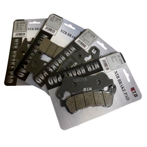 品質検査済 NTB バイク 70%OFFアウトレット ブレーキパッド A61-012KN KL250 G4-G8 97〜'02 00〜'04 F スーパーシェルパH1-H6