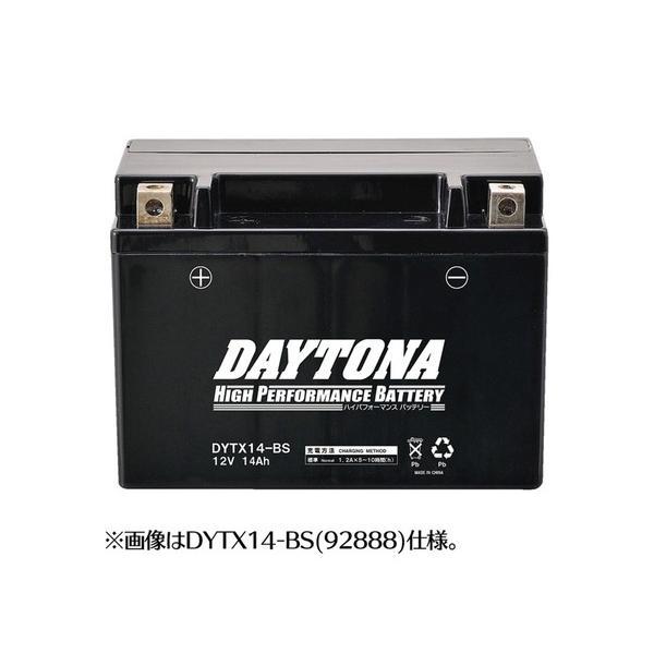92876 商品追加値下げ在庫復活 デイトナ NanoGELハイパフォーマンスバッテリーDYT4B-5 出群