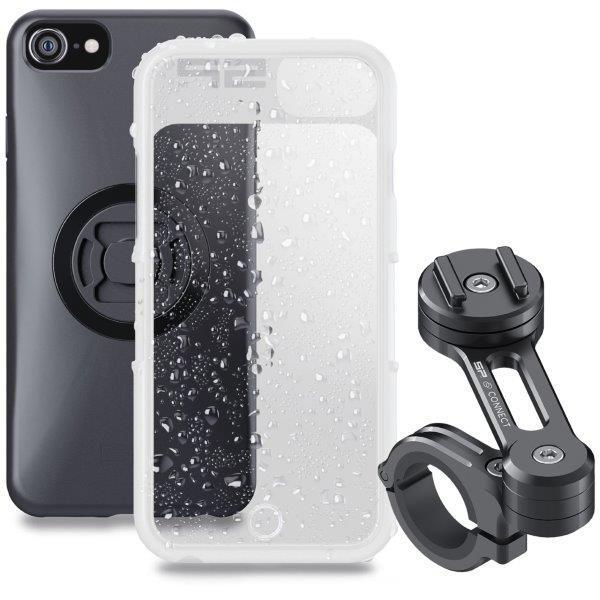 99402 デイトナ SPコネクト モトバンドルセット マウント ケース ウェザーカバーのセット品 7 6s 6 iPhone 返品送料無料 SE2 贈物 8