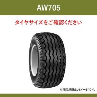 BKT トラクター 農業用・農耕用 バイアス/インプルメントタイヤ(チューブレスタイプ) AW705 15.0/70-18 PR12 1本 パーツマン