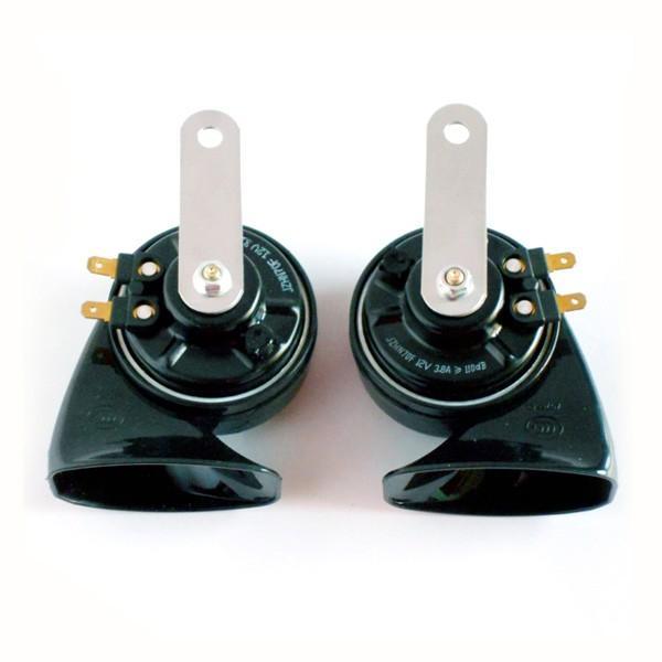 レクサス サウンド ホーン 高音&低音2個セット 汎用品 108dB|partsmax|03