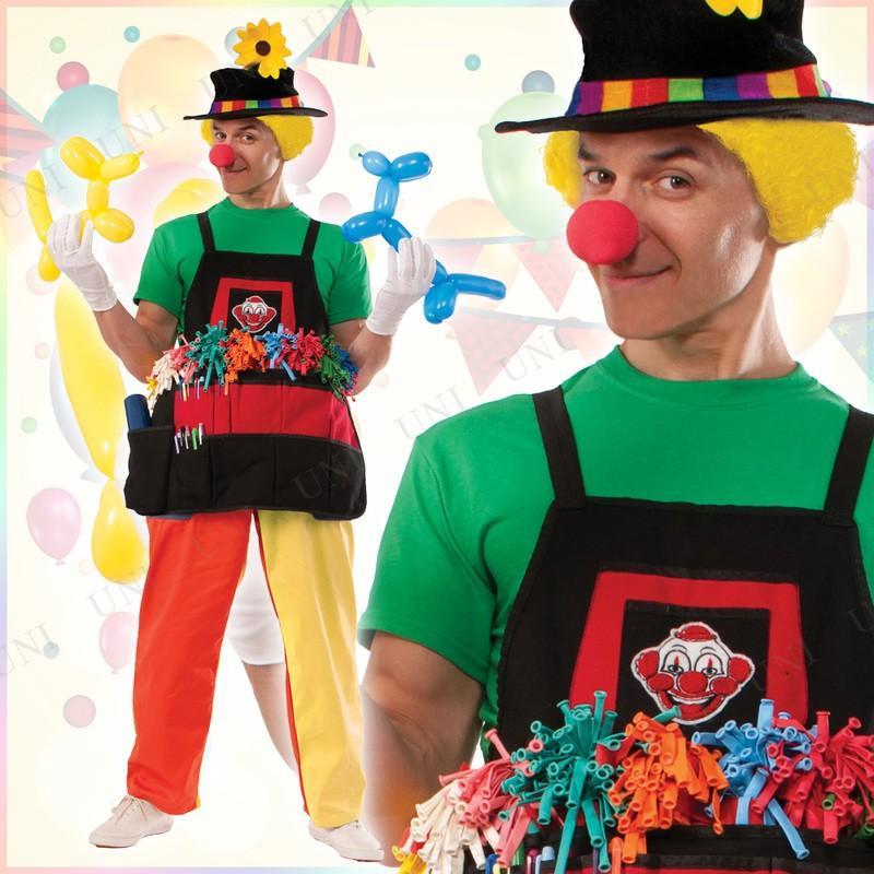 バルーンエプロン コスプレ 仮装 ハロウィン 余興 大人用 メンズ 女性用 レディース