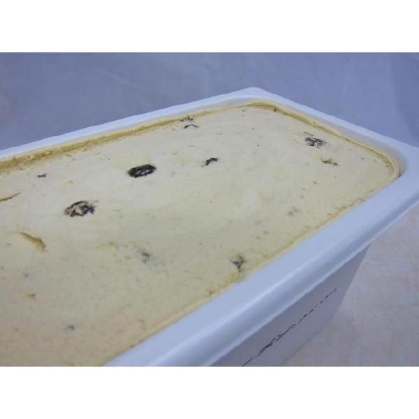 業務用アイスクリーム 大人気 ラムレーズンアイス 4リットル 通常便なら送料無料