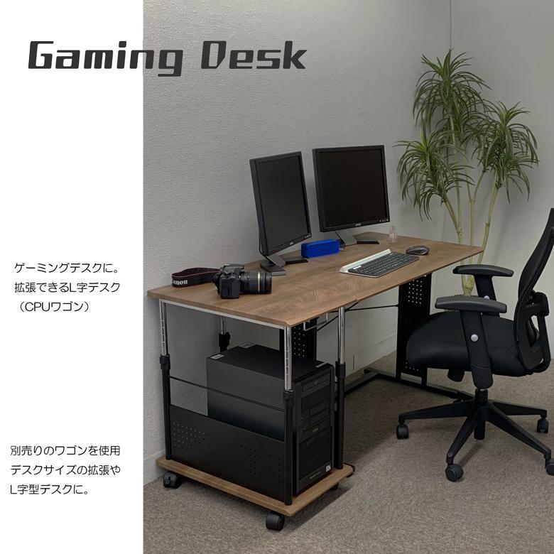 上下昇降式デスク PJC-D1060 幅100cm【上下昇降 70〜110cm】パソコンデスク・ゲーミング・スタンディング・バランスチェア―にも最適 pascal-japan 06