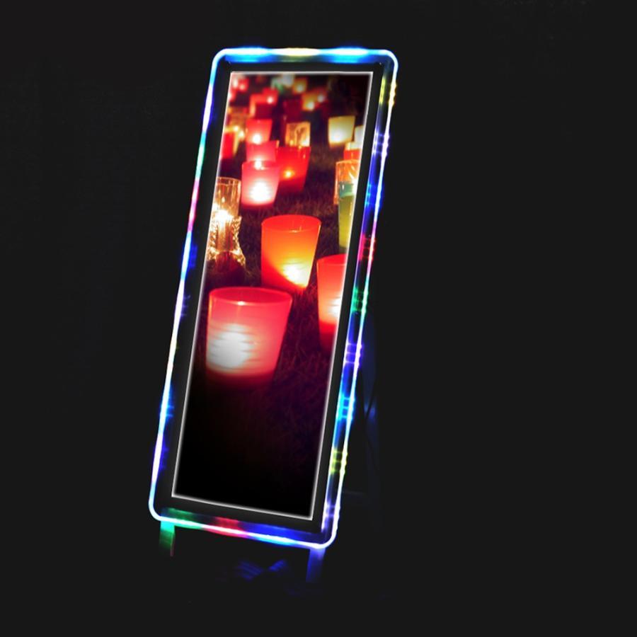 LEDパネル デジタルRGB A1ハーフ ポスターフレーム  送料無料 pascalstore 02