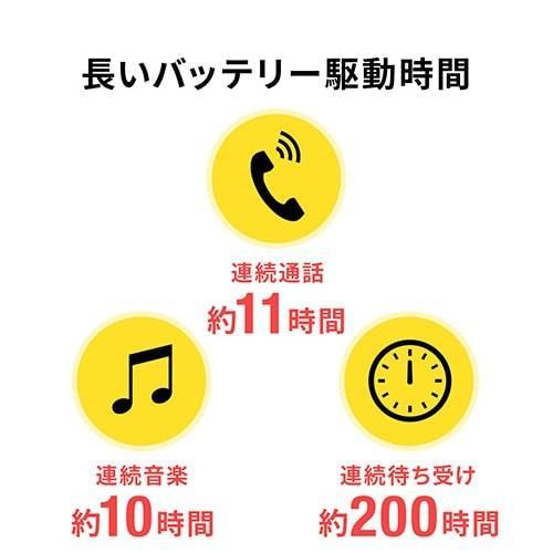 コールセンター向けBluetoothヘッドセット モノラル 片耳 充電台付 スタンド付属|paso-parts|07