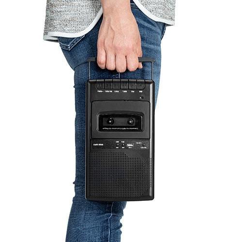 カセット変換プレーヤー カセットテープ カセットプレーヤー USB保存 デジタル保存 簡単操作 乾電池 AC電源|paso-parts|14