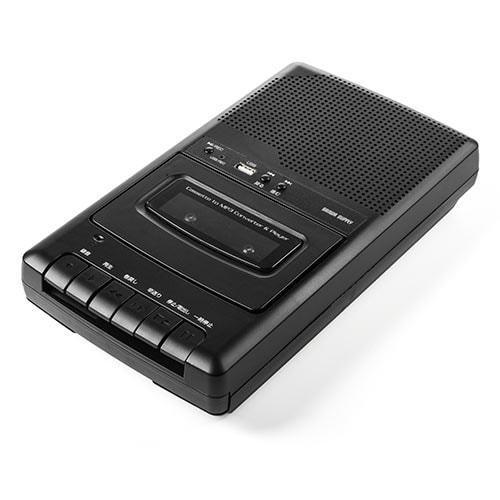 カセット変換プレーヤー カセットテープ カセットプレーヤー USB保存 デジタル保存 簡単操作 乾電池 AC電源|paso-parts|17