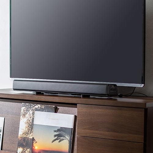 サウンドバースピーカー テレビ Bluetooth サブウーハー搭載 2.1chサウンドバー 60W|paso-parts|15