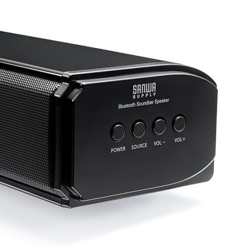 サウンドバースピーカー テレビ Bluetooth サブウーハー搭載 2.1chサウンドバー 60W|paso-parts|19