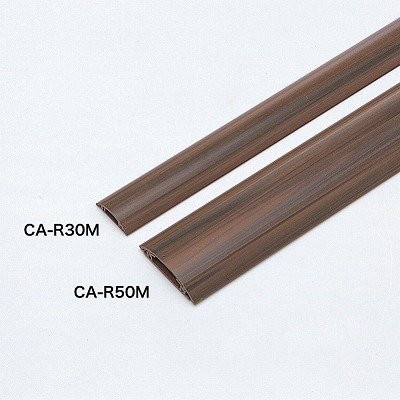 サンワサプライ ケーブルカバー(木目) CA-R30M|pasoden