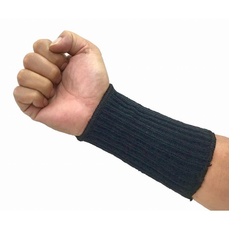 リストバンド サポーター 15cm 3双組 手首を守る 腕カバー【送料無料!メール便対応となります】#658|passion-work|02