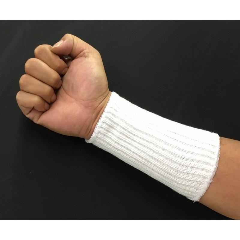 リストバンド サポーター 15cm 3双組 手首を守る 腕カバー【送料無料!メール便対応となります】#658|passion-work|03