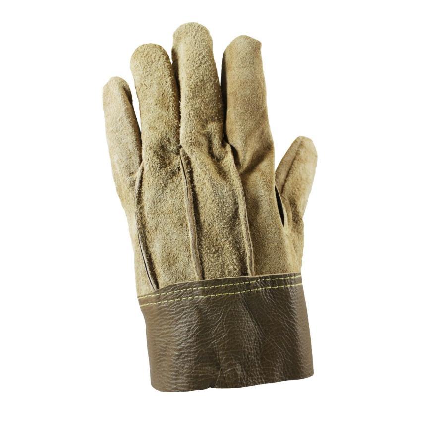 革手袋 内綿 コーティング牛皮革使用 M〜LLサイズ カラーは選択できません!作業手袋【送料無料!メール便対応となります】#902|passion-work|02