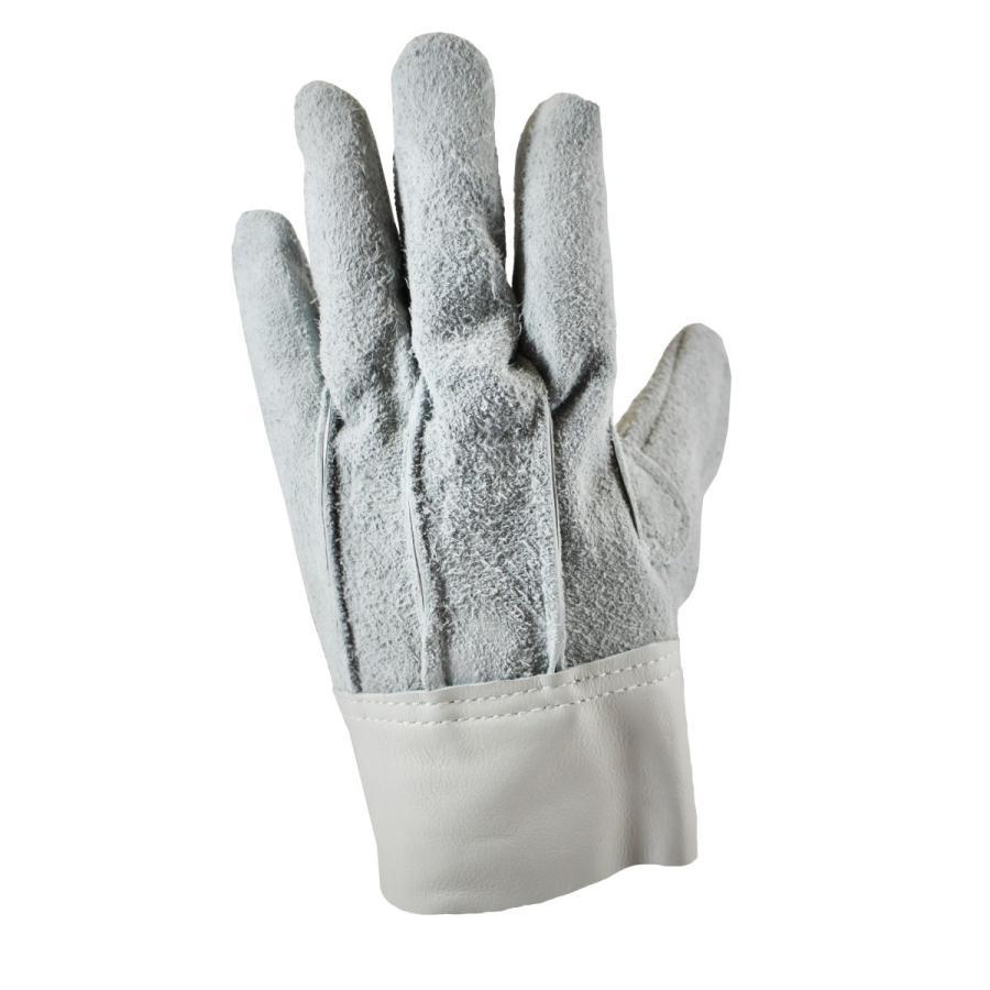 革手袋 内綿 コーティング牛皮革使用 M〜LLサイズ カラーは選択できません!作業手袋【送料無料!メール便対応となります】#902|passion-work|03