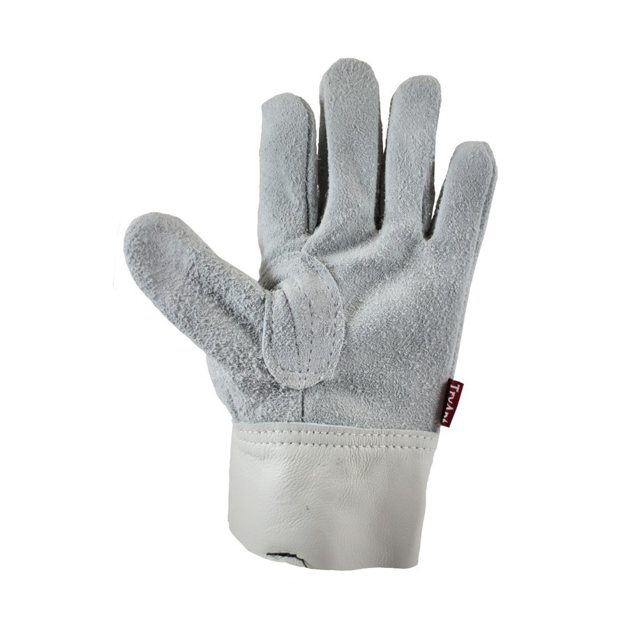 革手袋 内綿 コーティング牛皮革使用 M〜LLサイズ カラーは選択できません!作業手袋【送料無料!メール便対応となります】#902|passion-work|05
