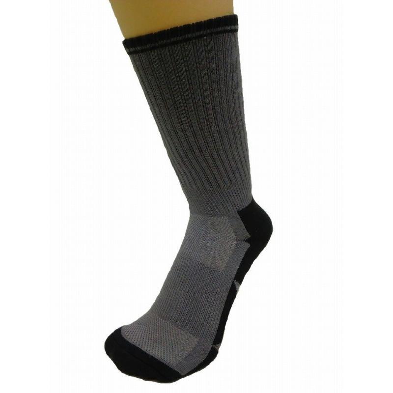 ソックス 先丸 安全靴用 3足組 足の疲れを考えた安全靴に最適な靴下 3色アソート【送料無料!】#905|passion-work|03