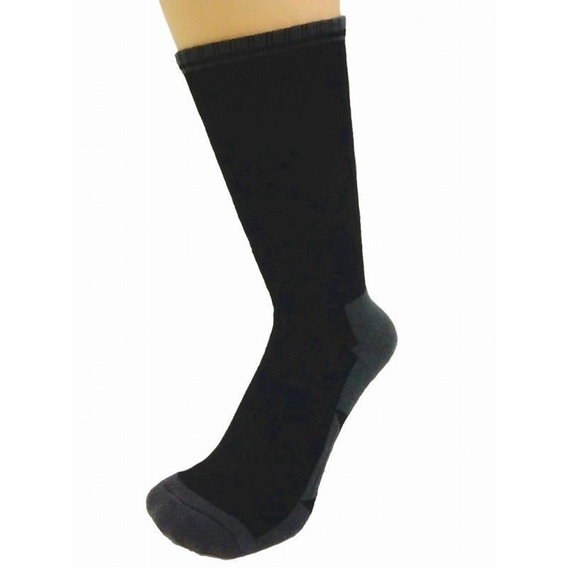 ソックス 先丸 安全靴用 3足組 足の疲れを考えた安全靴に最適な靴下 3色アソート【送料無料!】#905|passion-work|04