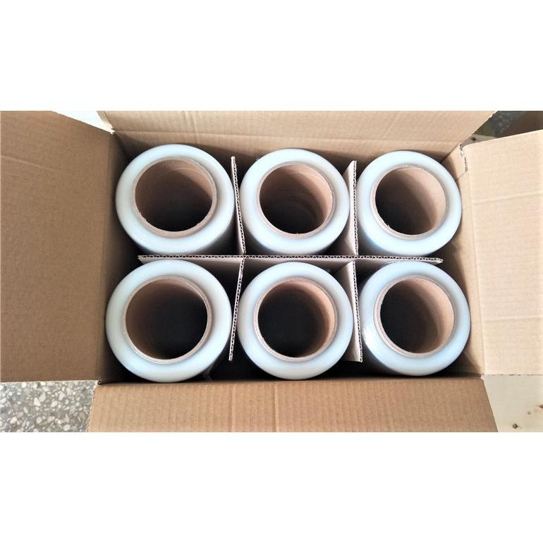 ストレッチフィルム 18ミクロン 6巻セット 巾500mm×長さ300m 【送料無料!】梱包 包装 PC-SF18 ¥880/1巻|passion-work|03