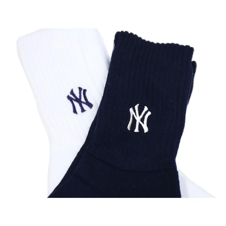 Blue MLB New York Yankees QTR Sock