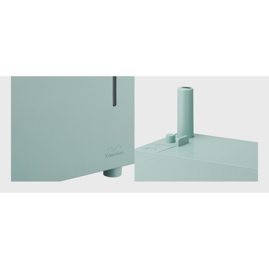 (送料無料)KAMOME 超音波式 加湿器 TWKK-1301 / カモメ ラクラク給水 上部給水型 おしゃれ|patie|04