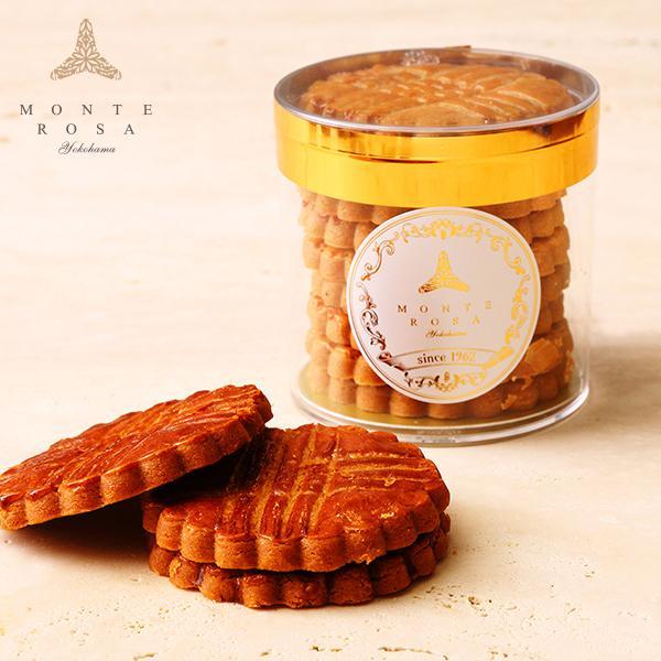 ガレット フォンダン ギフト 円筒ギフト手土産に最適 手作りクッキー マダガスカル産 バニラ使用 patisserie-monterosa