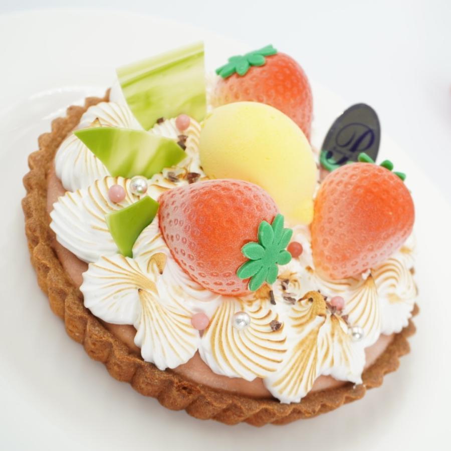 いちごとレモンのゆるふわタルト スイーツ ケーキ プレゼント お取り寄せ 記念日 誕生日 |patisseriecalme|02