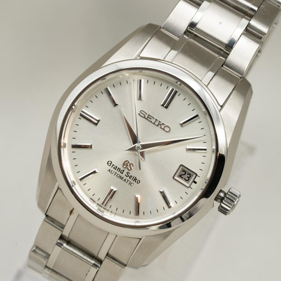 質イコー [セイコー] SEIKO 腕時計 グランドセイコー メカニカル SBGR001 9S55 メンズ 自動巻 中古 現状品 pawnshopiko