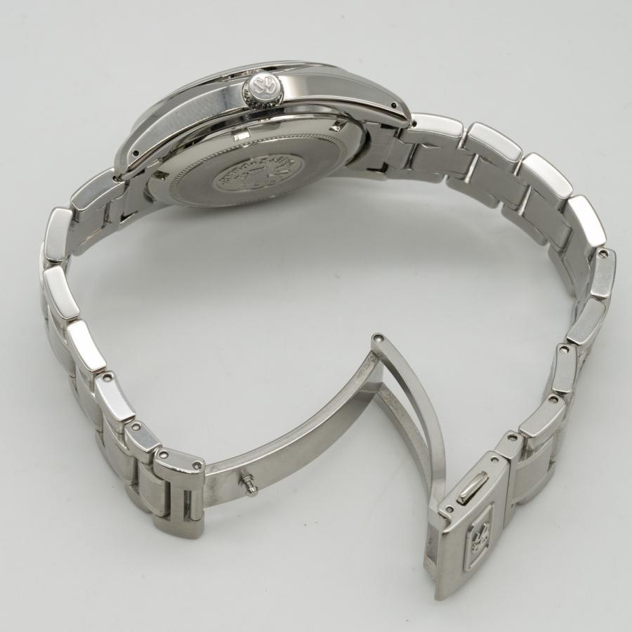 質イコー [セイコー] SEIKO 腕時計 グランドセイコー メカニカル SBGR001 9S55 メンズ 自動巻 中古 現状品 pawnshopiko 04