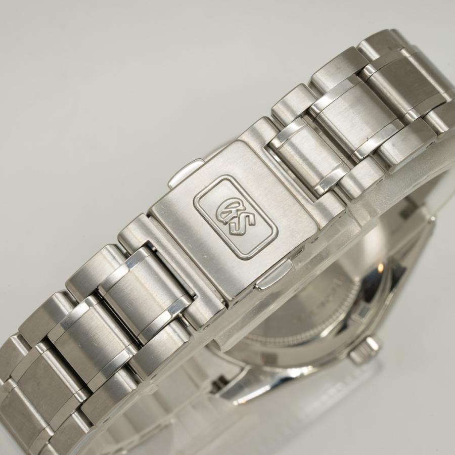 質イコー [セイコー] SEIKO 腕時計 グランドセイコー メカニカル SBGR001 9S55 メンズ 自動巻 中古 現状品 pawnshopiko 08