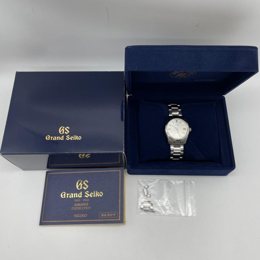 質イコー [セイコー] SEIKO 腕時計 グランドセイコー メカニカル SBGR001 9S55 メンズ 自動巻 中古 現状品 pawnshopiko 09