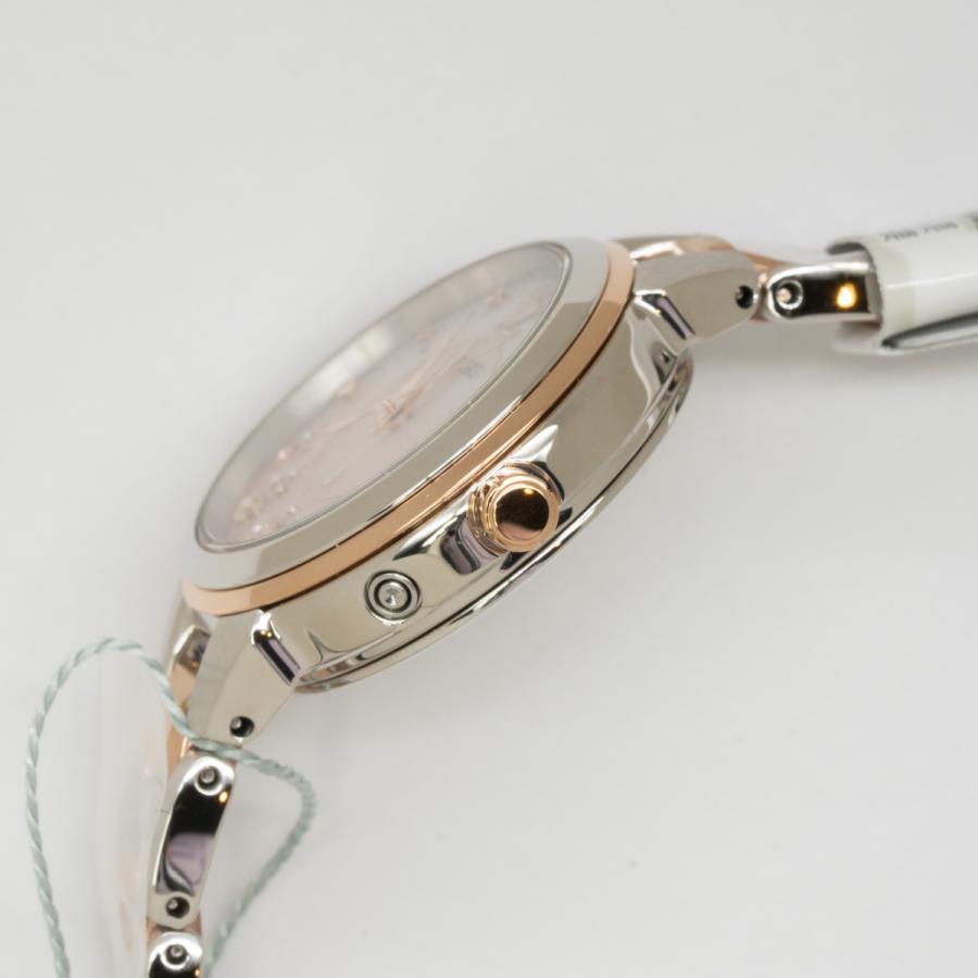 質イコー [セイコー] SEIKO 腕時計 SSVW186 ルキア 2020 クリスマス限定モデル ソーラー電波 レディース 新品 pawnshopiko 02